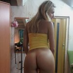 Debauched wife Ksenia in a candid photo session, pic 36