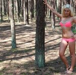 Erotic photo from blonde Alena, pic 25