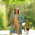 Naked Anya in the gateway, pic 20