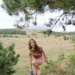Naked Dasha in the Crimean nature, pic 4