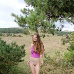 Naked Dasha in the Crimean nature, pic 6