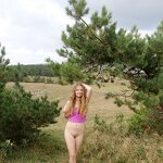 Naked Dasha in the Crimean nature, pic 7
