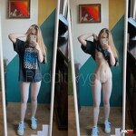 Naked girls take selfies 8, pic 11