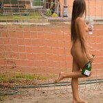 Naked football fans, pic 11