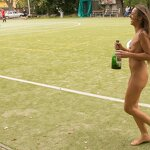 Naked football fans, pic 20