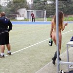 Naked football fans, pic 27