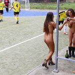 Naked football fans, pic 34