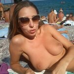 Well rested on nudistkom the beach, pic 1