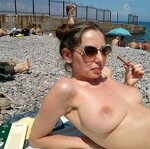 Well rested on nudistkom the beach, pic 10