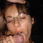 Whore wife exposes her holes, pic 4