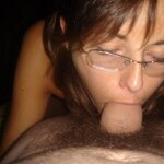Whore wife exposes her holes, pic 24