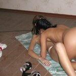 Lesbians on the floor, pic 39