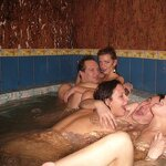 Orgy in the Russian sauna, pic 28