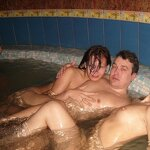 Orgy in the Russian sauna, pic 32