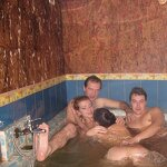 Orgy in the Russian sauna, pic 41