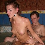 Orgy in the Russian sauna, pic 48