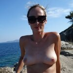Beach vacation with blowjob, pic 3