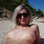 Beach vacation with blowjob, pic 18