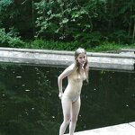 Girlfriend from Czech Republic at home and outdoors, pic 24