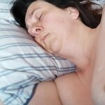 Cum on wife's face, pic 4